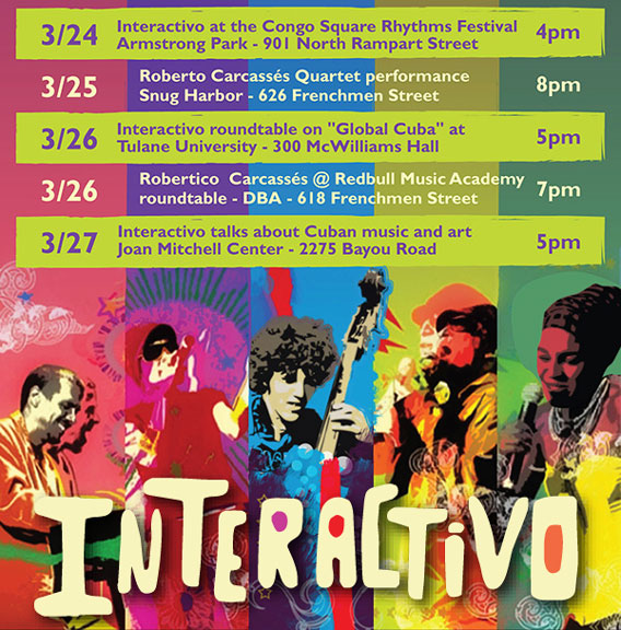 Interactivo events